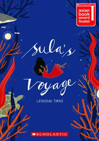 Scholastic Sulas Voyage Cover-F